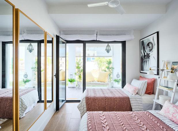 Costero Dormitorio by Masfotogenica Interiorismo