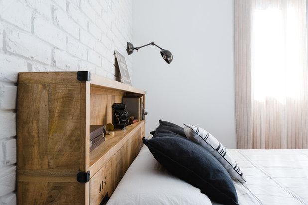 Современный Спальня by Haus & Deco