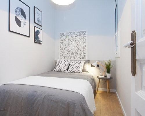 Dormitorios blancos y grises: ideas y fotos | Houzz