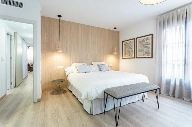 Modern Schlafzimmer by Chocco Interiorismo