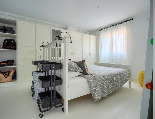 Contemporáneo Dormitorio by Masfotogenica Interiorismo