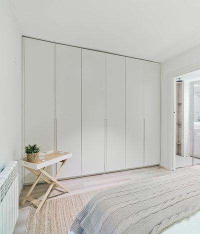 Contemporáneo Dormitorio by Alberto García