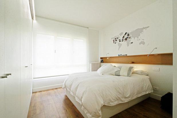 Contemporáneo Dormitorio by dCMarquitectura