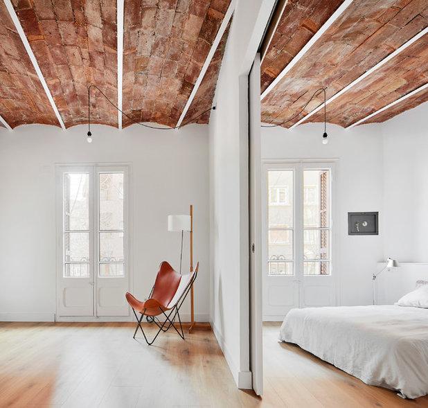 Contemporáneo Dormitorio by Allaround Lab