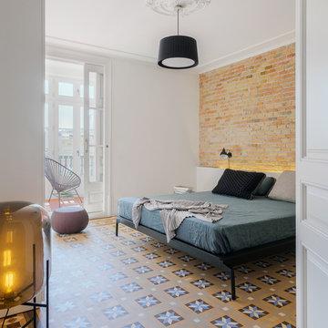 Rehabilitación de un piso en el barrio del Eixample   estudio vilablanch