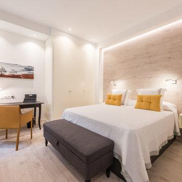 REhabilitación , diseño y amueblamiento  de apartamento en Madrid