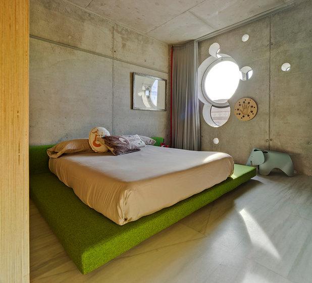 Contemporáneo Dormitorio by xpiral arquitectura