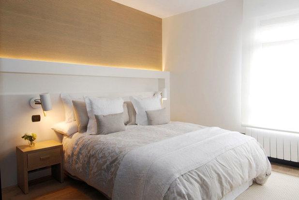 Clásico renovado Dormitorio by Sube Susaeta Interiorismo