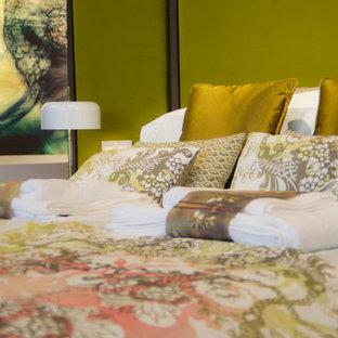 Idéer för ett exotiskt sovrum