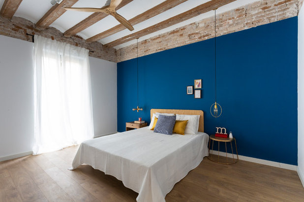 Contemporáneo Dormitorio by Anna Martí Represa
