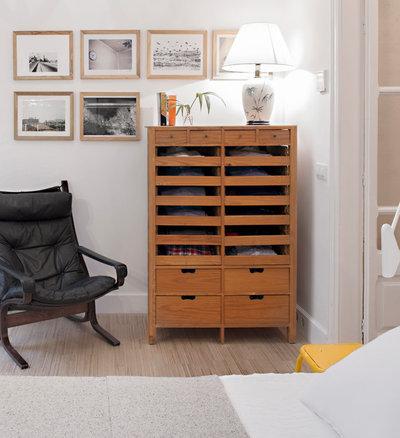 Industrial Dormitorio by MIRIAM CASTELLS STUDIO
