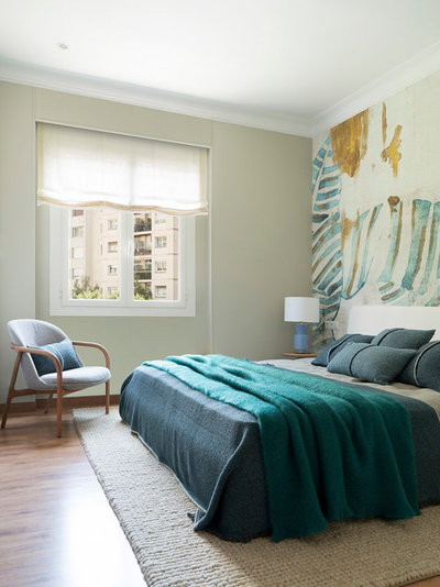 Contemporary Bedroom by The Room Studio