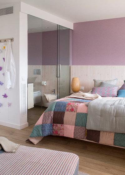 6 combinazioni colore che aumentano il relax in camera da letto