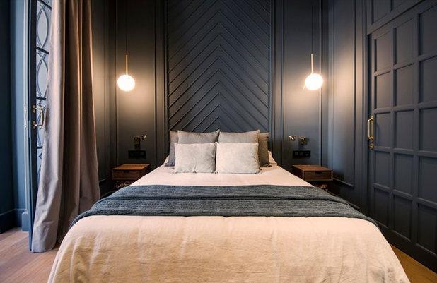 Klassisch modern Schlafzimmer by Estudio Miriam Barrio