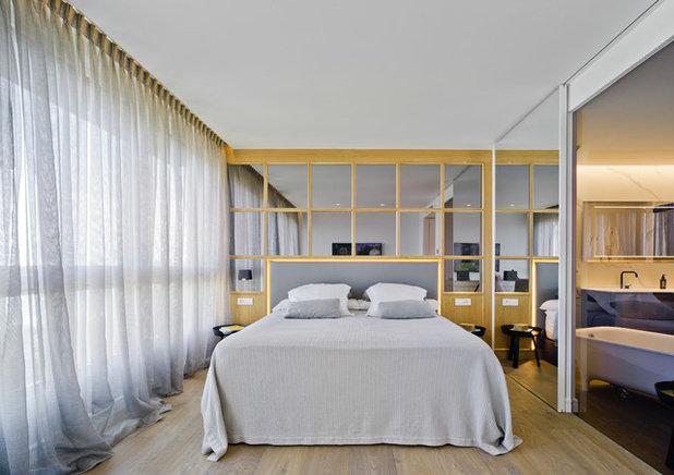 Contemporáneo Dormitorio by Estudio CODE