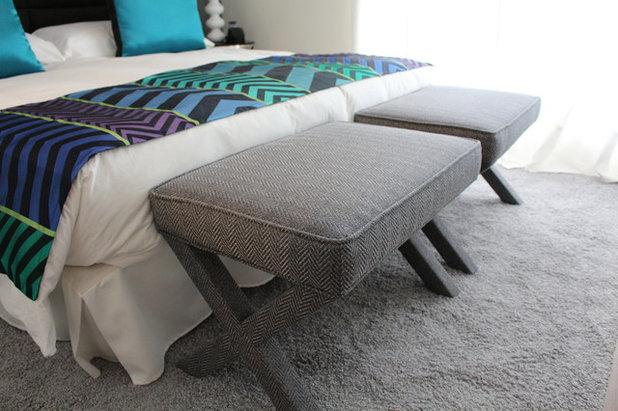 Dormitorio: Descubre cómo sacarle todo el partido al pie de cama