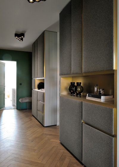 Contemporain Armoire et Dressing by CANDICE BRUNY