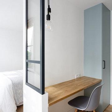 BRAQUE - rénovation d'un appartement locatif