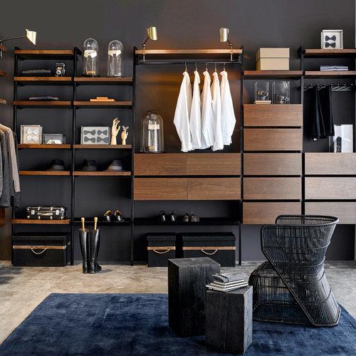 armoires et dressings photos et id es d co d 39 armoires et dressings. Black Bedroom Furniture Sets. Home Design Ideas