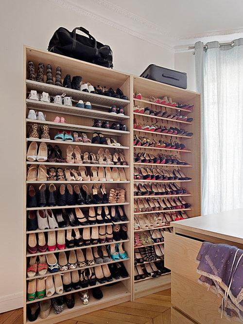 Meuble Chaussures Sur Mesure Home Design Ideas Pictures Remodel And Decor