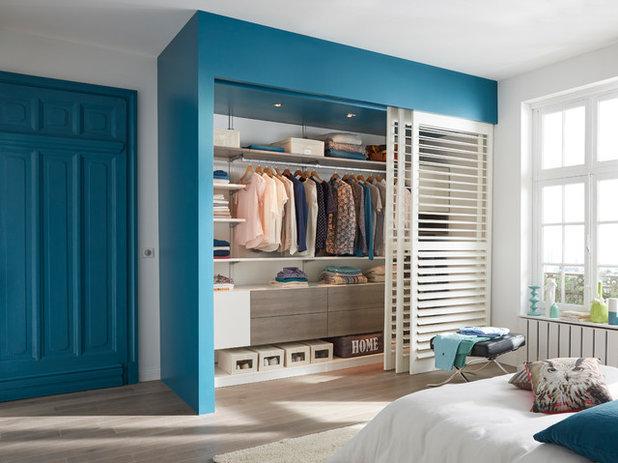 Moderne Opbevaring & garderobe by Castorama