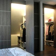 Modern Closet by Laurent Munch