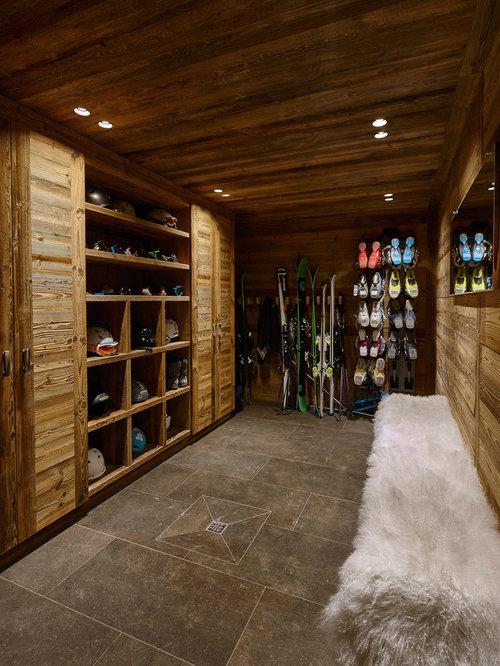 Ideas para armarios y vestidores dise os de armarios y - Suelos de ceramica rusticos ...
