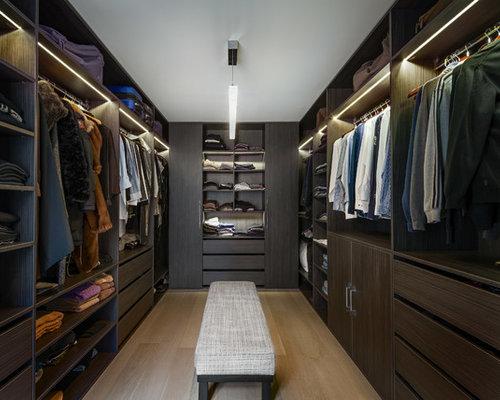 begehbare kleiderschr nke ideen design bilder houzz. Black Bedroom Furniture Sets. Home Design Ideas