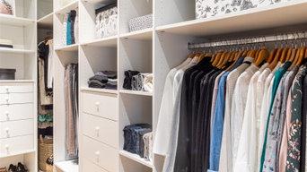 Organisation d'un dressing
