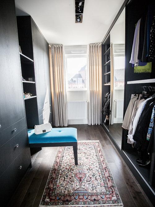 dressing avec rideau photos et id es d co. Black Bedroom Furniture Sets. Home Design Ideas