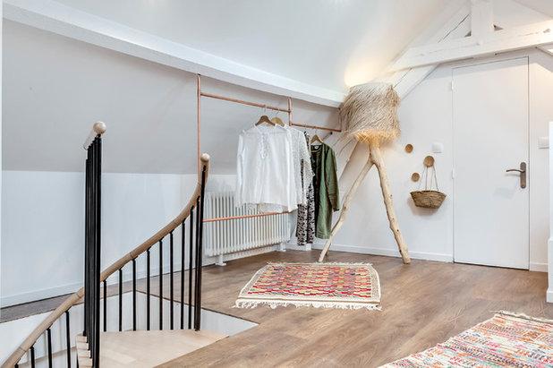 Craftsman Armoire et Dressing by Inside Rénovation & Décoration d'intérieurs