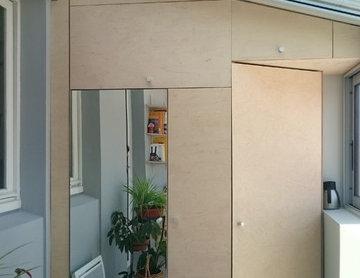Rénovation et aménagement d'une véranda