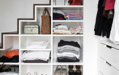 7 idées malignes pour ranger les vêtements