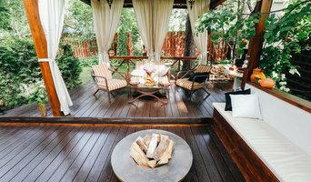 Комплект садовой мебели Жасмин