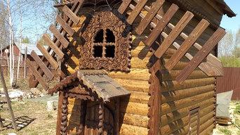 Малая архитектура для сада, дачи, загородного дома