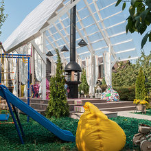 This Just In: Transparent Garden Terrace, Moscow, Russia