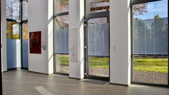 Ausstattung eines Wohnhauses mit Galerie