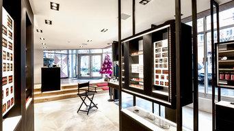 Backstage Makeup - Store