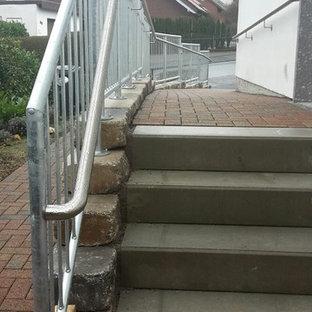 Barrierefreier Zugang - mit dem richtigen Handlauf geht auch das Treppensteigen
