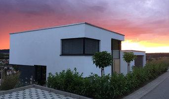EFH mit moderner Architektur im Enzkreis