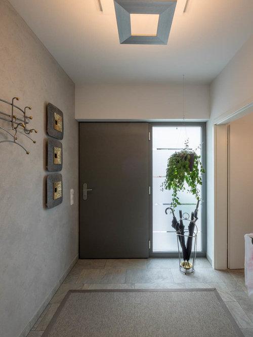 eingang ideen design bilder houzz. Black Bedroom Furniture Sets. Home Design Ideas