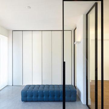 Eingangsbereich, Garderobe