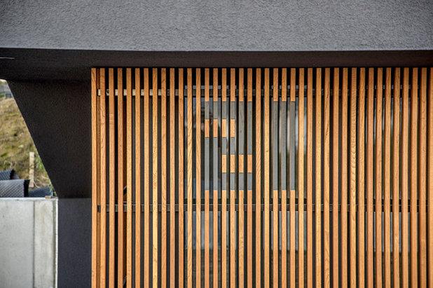 Minimalistisch  by Henecka Architekten