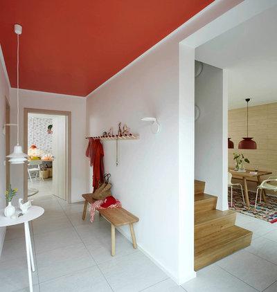 wnde streichen ohne rolle zuerst an der decke streichen with wnde streichen ohne rolle die. Black Bedroom Furniture Sets. Home Design Ideas