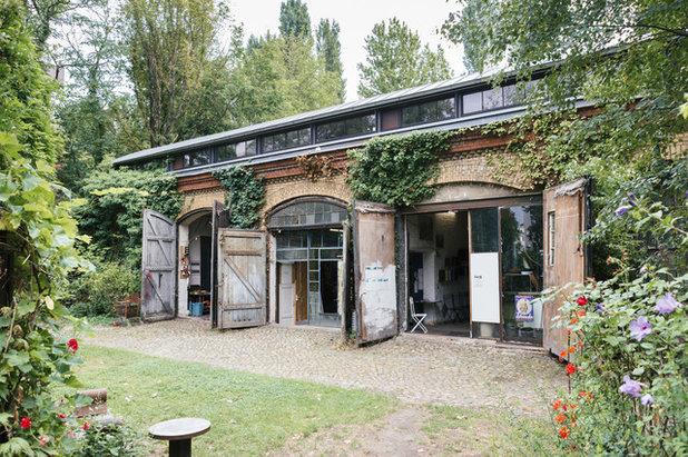 Industrial Eingang By HEJM   Interieurfotografie