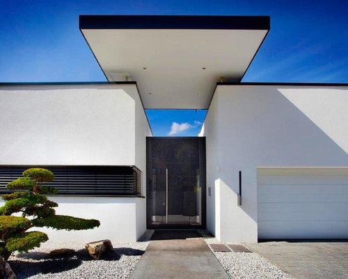 asiatisches haus und fassade ideen f r die. Black Bedroom Furniture Sets. Home Design Ideas