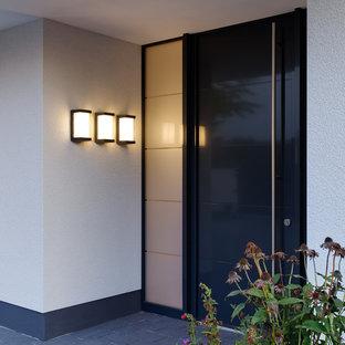 Porte d\'entrée Dortmund : Photos et idées déco de portes d\'entrée de ...