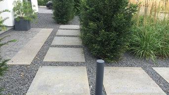 moderne Klassik, Gartenplanung/Gartendesign