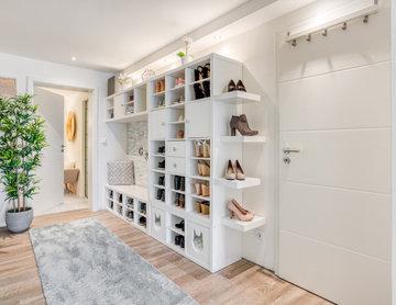 Platz für alle Schuhe