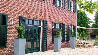 repräsentatives Herrenhaus